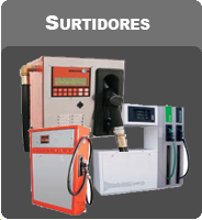 Surtidores gasoil combustible
